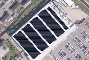 Tesco Solar – Tiverton Superstore